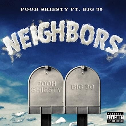 "1048b2d282f876a572285c2ecd94d546.440x440x1 Pooh Shiesty Drops Official Music Video For ""Neighbors"" Featuring Big 30"
