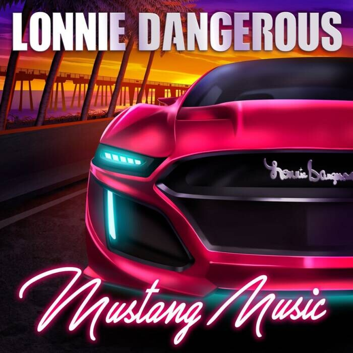 "Attachment_1614025318 Lonnie Dangerous - ""Mustang Music"""