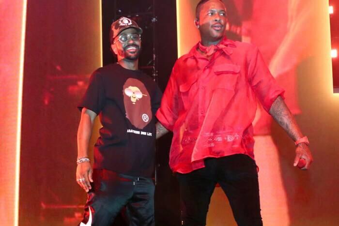 "gobig Big Sean & YG ""Go Big"" For ""Coming 2 America"" Soundtrack!"
