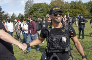 Proud Boys leader was a police informant