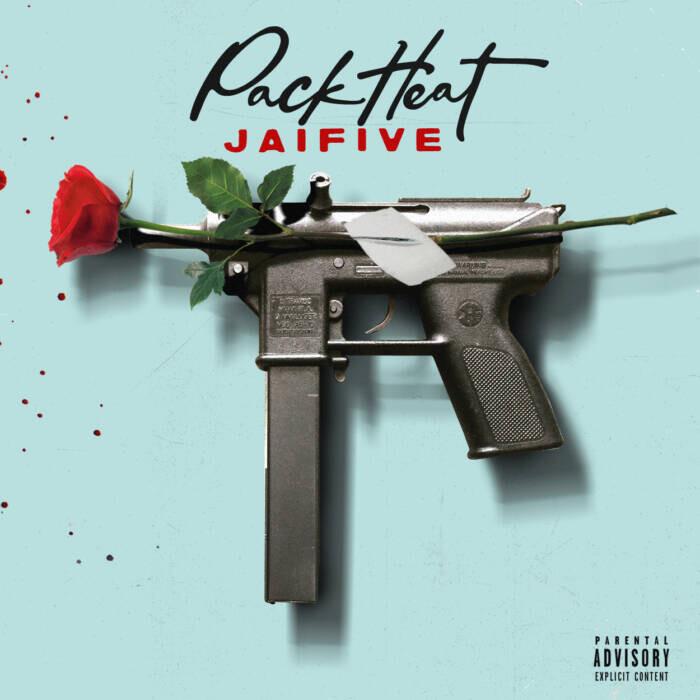 "packheat Rising Star Jai Five Drops New Single ""Pack Heat"""