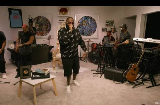 ICYMI: Rick Ross Performs on NPR's Tiny Desk Concert Series (Video)