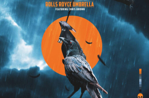 "Clever links with Chris Brown for ""Rolls Royce Umbrella"""