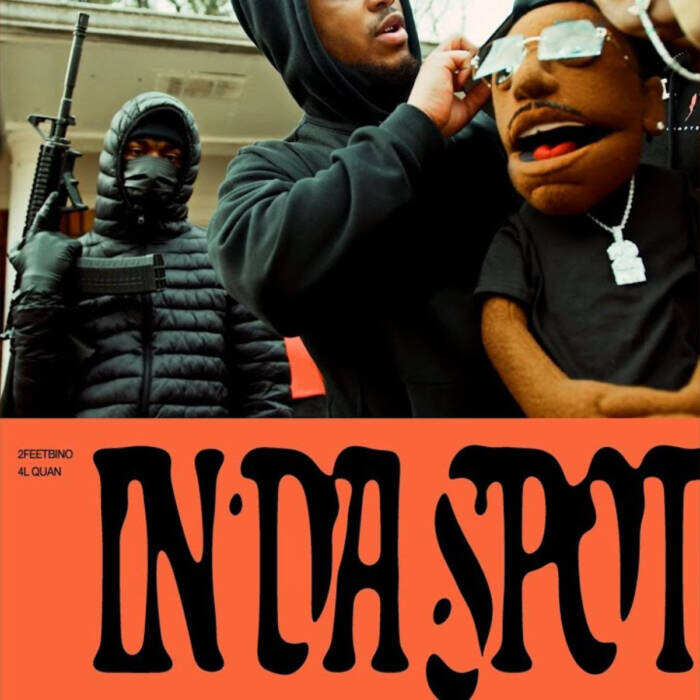 """unnamed-36 2FeetBino Stays 10 Toes Down On New Single and Video """"In Da Spot"""" with 4L Quan"""