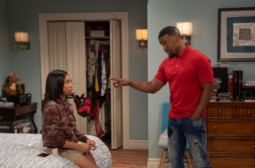 "Jamie Foxx's ""Dad Stop Embarrassing Me!"" Premieres Wednesday, April 14 on Netflix"