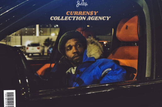 Curren$y 'Collection Agency' Album Online NOW featuring Larry June with Producers Harry Fraud and DJ Fresh