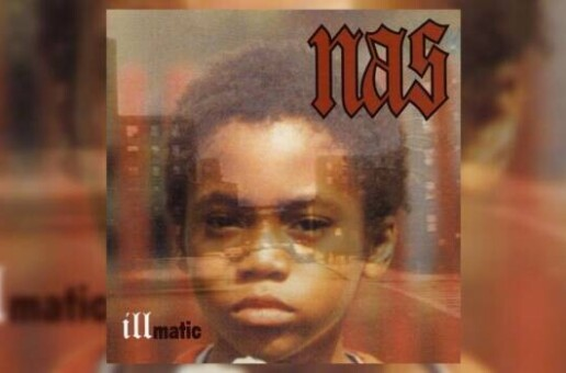 "Nas Celebrates ""Illmatic"" Being Inducted Into National Recording Registry!"