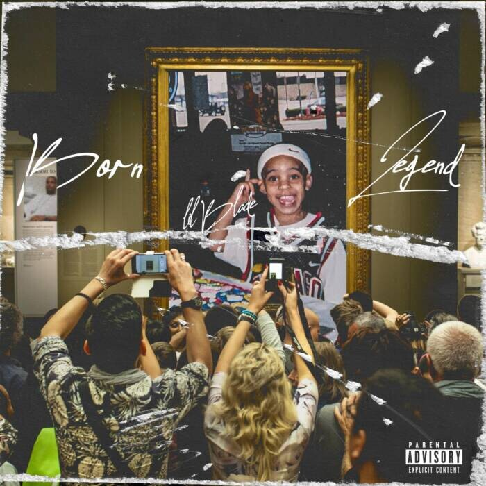 """Born-Legend Detroit's Lil Blade Drops """"Born Legend"""" EP!"""