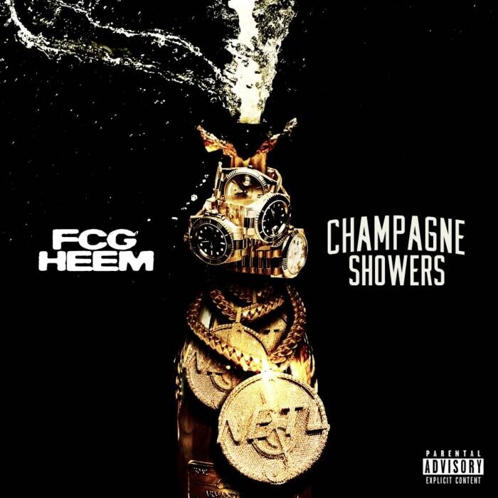 """Champagne-Showers FCG Heem - """"Champagne Showers"""""""