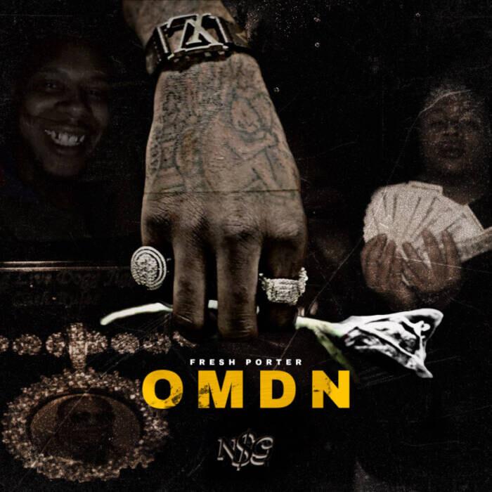 OMDN Fresh Porter - OMDN (LP)