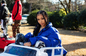 "Coi Leray & Lil Durk music video for the ""No More Parties"" (Remix)"