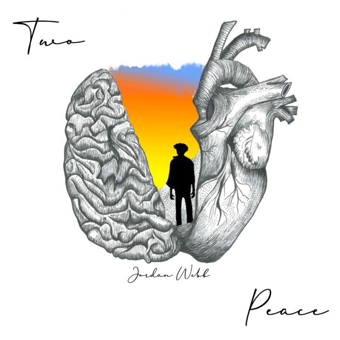 Two-Peace-Cover-Art Jordan Webb - Two Peace (EP)