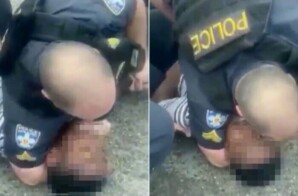 Video showcases Louisiana officer choking Black teen while arresting