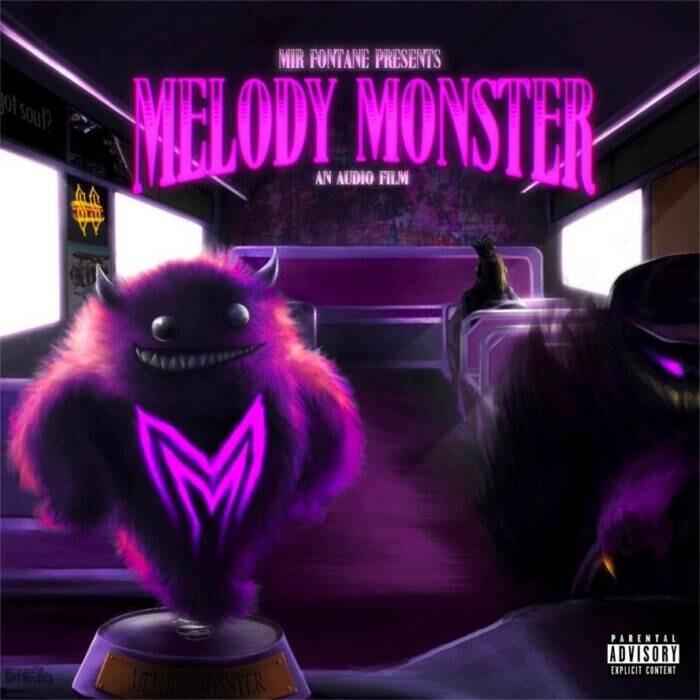 "image1 Mir Fontane Shares New Album ""Melody Madness"""