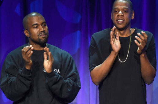 Jay Z & Kanye West Go 8x Platinum! (Video)