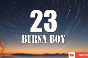 "Burna Boy Celebrates Women's Month With ""23"" Video Release!"