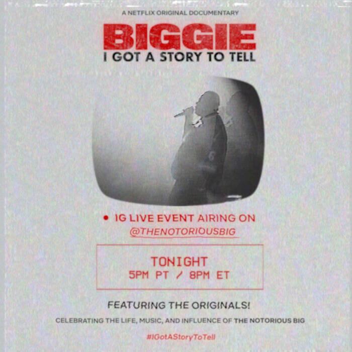 unnamed-1 The Originals to Host IG Live Celebrating Biggie As Netflix Doc Drops