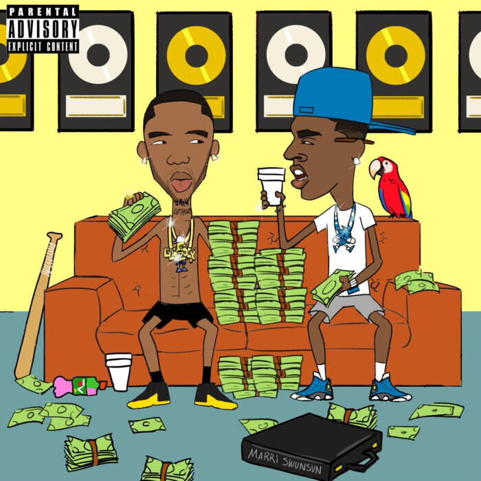 "unnamed-11 Young Dolph & Key Glock announce Dum and Dummer 2, Share ""Aspen"""