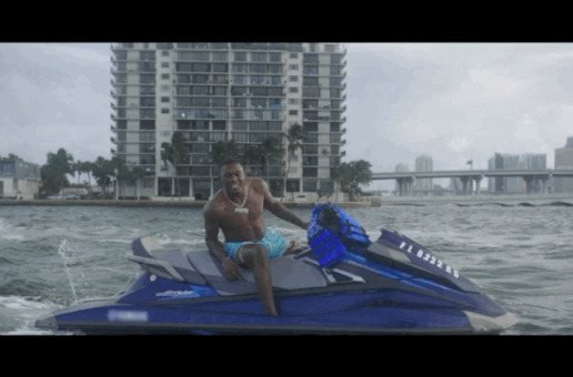 "Kalan.FrFr Jets to Miami and Celebrates Success in ""Look At Me"" Video"