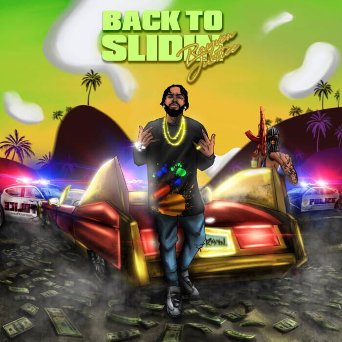 "unnamed-21 Rayven Justice Releases ""Back To Slidin"" Ft Sada Baby, YBN Nahmir, Jim Jones & Too Short"