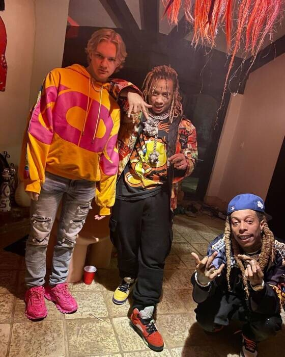 "132011377_1781329818684915_3035291083261873895_n SOS Lo Enlists Trippie Redd and Chris King For His Single ""Honorable Flex"""