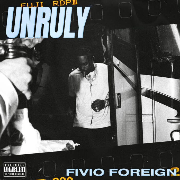 """66DF1C2B-81F9-463F-8D12-9A0816BBAD00 FIVIO FOREIGN GETS """"UNRULY"""" IN THE STREETS OF NYC WITH NEW KENNY BEATS PRODUCED SONG"""