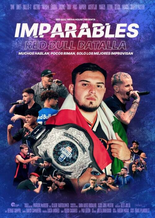 7U8fxrgW RED BULL DEBUTS IMPARABLES: RED BULL BATALLA, A DOCUMENTARY FILM ABOUT THE WORLD'S LARGEST FREESTYLE COMPETITION