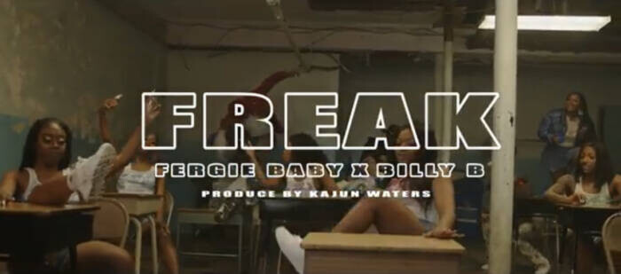 """IMG_5268 Harlem Star-Child Fergie Baby Shares New Visual """"Freak"""" FT. Billy B"""