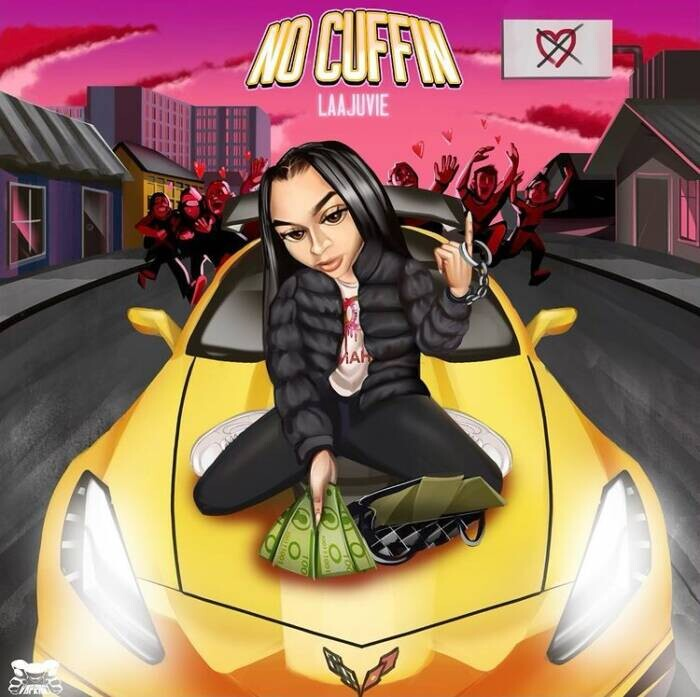 "No-Cuffin-Artwork-1 Laajuvie - ""No Cuffin"" (Official Video)"