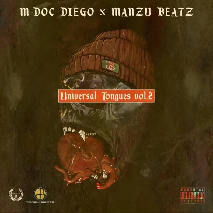 "Tongues-Two M DOC DIEGO + MANZU BEATZ NEW VIDEO: ""TANGO –N- CASH"" (FT. CROTONA P)"