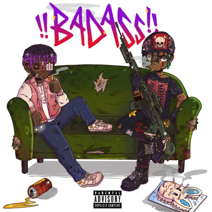 "Uzi-and-zilla-BADASS-PA.-jpg ZillaKami - ""BADASS"" featuring Lil Uzi"