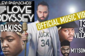 Alexi Paraschos – Love Odyssey featuring Jadakiss, T3 of Slum Village, & M11SON