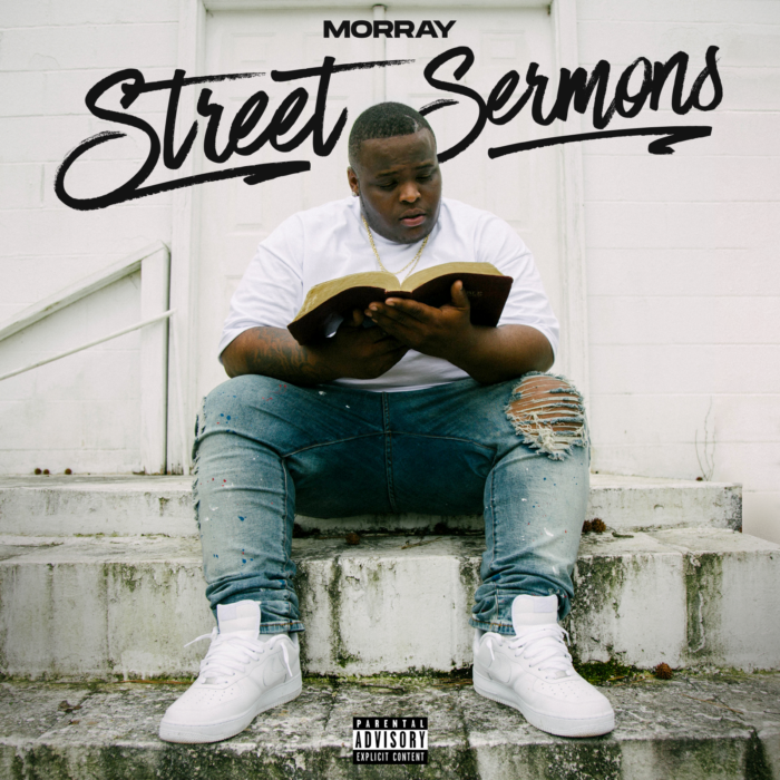 """unnamed-1-1 Morray Releases Debut Project Street Sermons and """"Can't Use Me"""" Video"""