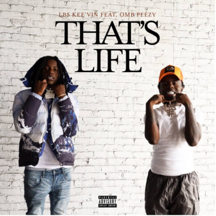 """unnamed-1-17 FLORIDA'S LBS KEE'VIN SHARES """"THAT'S LIFE"""" FT. OMB PEEZY"""