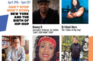 DJ Kool Herc, Jeff Chang, Rob Kenner, & More On NY Music Month Hip-Hop Panel