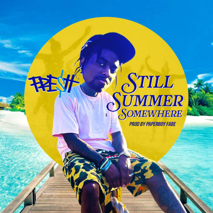 """unnamed-7 Fre$h drops his highly anticipated EP """"Still Summer Somewhere"""""""