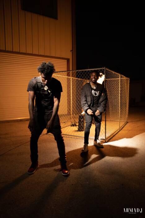 "IMG_0640 Rising Texas Native 2g.Kaash Beats Murder Charge And Drops DJ Chose Produced Video Single ""Walk Down"""