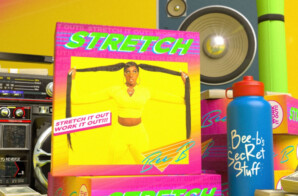 "SINGER, SONGWRITER AND RAPPER BEE-B RELEASES A HIGH-ENERGY ANTHEM SINGLE + VIDEO ""STRETCH"""
