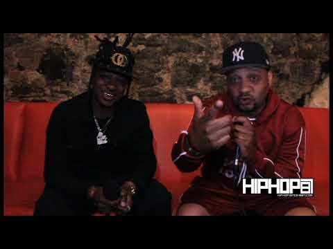 "Scotty ATL ""Up Close & Personal"" Interview with HipHopSince1987 Dj Alamo"