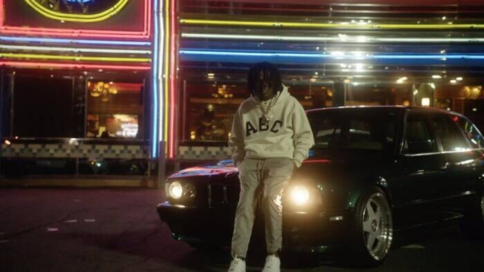 """maxresdefault Booka600 mourns King Von in new video for """"Apart"""" off OTF' 'Loyal Bros'"""